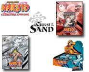 We review the second expansion for the ninja-riffic Naruto card game