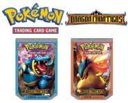 We review the new Pokemon card game EX Dragon Frontiers expansion set with new delta Pokemon!