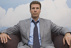 Will Ferrell and Maggie Gyllenhaal star in Stranger Than Fiction.