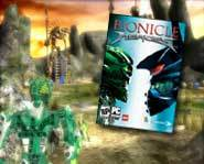 Play as the heroic Toa and battle the Piraka to save the island of Voya Nui in the Bionicle Heroes game demo!