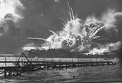 Pearl Harbor was attacked by the Japanese on December 7, 1941.