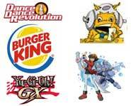 Shake your Whopper with Burger King and DDR, plus get a deal on Yu-Gi-Oh! GX Elemental Hero cards for your deck!