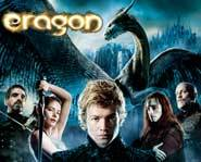 The fantasy world of Alagaesia leaps out of the pages of Chrisopher Paolini's Eragon novel and onto DVD!