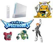 Get the 411 on people <B>busting stuff</B> with their <B>Wii</B>, plus <B>download</B> more <B>videos</B> of the cool <B>Spectrobes</B> game!