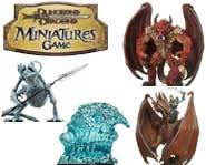 Lead the baddest creatures in the universe in fantasy battles with the new Blood Wars set for the D&D Miniatures game. Here's the 411.