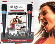 Put your singing skills to the test with SingStar Rocks! The Karaoke video game for Playstation 2. Gary reviews it here!