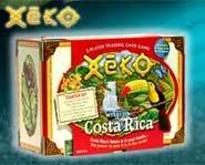 <B>Save the environment</B> with more eco-friendly <B>fun</B> in the <B>Mission: Costa Rica</B> expansion for the <B>Xeko card game</B>!