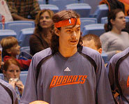 Basketball Player Adam Morrison