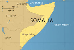 Somalia has been fighting a civil war since 1991.