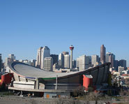 Cool Sports Venues - Saddledome