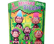 Monkey Bobbles by Creativity for Kids are fun to decorate!