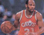 Former NBA player World B. Free