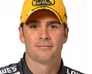 NASCAR Racer Jimmie Johnson