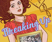 Breaking Up: A Fashion High Graphic Novel is written by Aimee Friedman and illustrated by Christine Norrie.