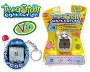 Tamagotchi Connection V4 lets your virtual pet get a career! Get the 411 on the new Tamagotchi with our toy review.