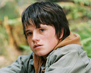 Josh Hutcherson plays Jesse Aarons in Bridge to Terabithia.