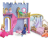 Check out the Magical Dance Castle from Barbie in the 12 Dancing Princesses!