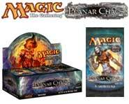 We review the Magic: The Gathering card game expansion, Planar Chaos, from Wizards of the Coast!