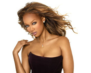 Tyra Banks is the creator, host, and executive producer of America's Next Top Model.