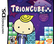 Trioncube is a puzzle game from Namco Bandai. Get the Nintendo DS game review right here.