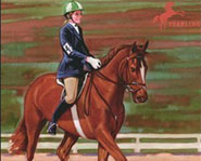 Kidzworld reviews the first four books in The Saddle Club series.