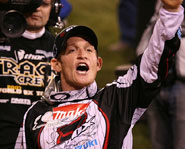 Motocross star Ricky Carmichael.