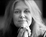 Gloria Steinem has played a big role in the women's rights movement.