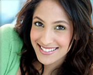 Christel Khalil plays Lily Winters on The Young and the Restless.