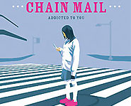 Four girls create a fictional world that soon turns real and deadly in Chain Mail: Addicted to You.