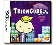 Trioncube challenges you to solve puzzles and break blocks to save the princess! Here's Gary's Nintendo DS game review.