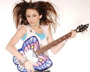 Miley Cyrus plays Miley Stewart on Hannah Montana.