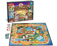 Be the first to build the ultimate zoo and you win!