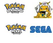 Get all the news on Pokemon Diamond and Pearl, Pokemon Card Game Tins and two SEGA game previews!