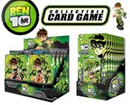 Unleash Ben 10's aliens and mutants against your friends with the Ben 10 card game! Here's our review.