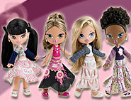 Bratz Kidz are the kids with a passion for fun!