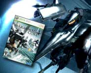 Boost your Xbox Live Gamerscore with these video game cheats for the robots of Armored Core 4 for the Xbox 360.