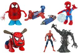 A ton of new Spider-Man toys are launching starting today with Webslinger Weekend! Check out the 411 here.