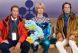 Will Ferrell and Jon Heder star in the movie Blades of Glory. We have the review!
