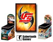 Battle your friends with your fave fighting video game characters with the UFS card game! Here's Gary's review