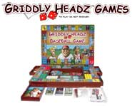 Join the Griddly Headz baseball team for some time at bat in this board game. Here's our review.