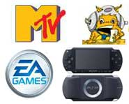 EA's teaming up with MTV to make a Rock Band video game and the PSP price just dropped. Get all the news here!