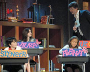 Are You Smarter than a Fifth Grader ask contestants grade school questions.