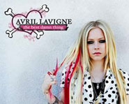 The Best Damn Thing is Avril Lavigne's third album.