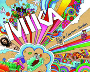 Life in Cartoon Motion is Mika's debut album.