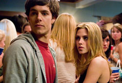 Adam Brody plays Carter Webb in In the Land of Women.