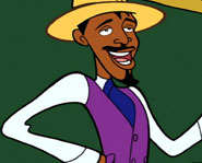 Andre 3000 plays Sunny in the new Cartoon Network show Class of 3000.