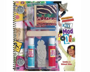 Decoupage is made easy with Every Kid Needs Mod Podge!