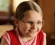 Abigail Breslin was nominated for an Oscar for her performance in Little Miss Sunshine.