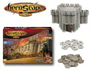 Add a fantasy castle to your battles in the HeroScape board game! Here's our review of this new set.
