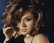 Kelly Clarkson turned 25 this month.